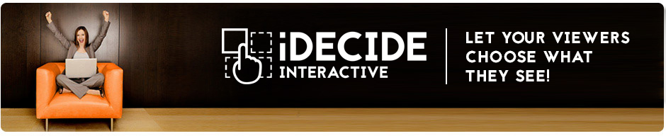 Sign-up to iDecideInteractive